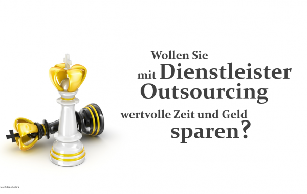 Dienstleister Outsourcing