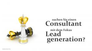 Lead, Leadgeneration, Kontakte