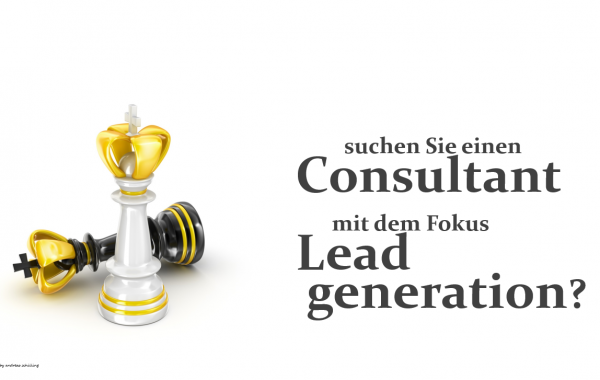 Lead, Leadgeneration, Kontakte