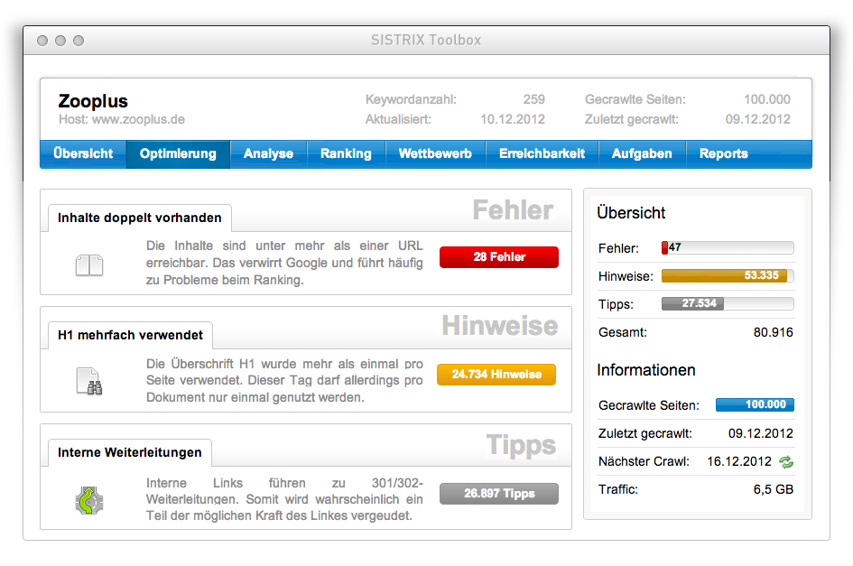 OnPage Optimierung – 10 Strategien