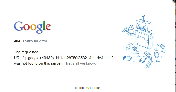 Google AdWords Fehler - URL-Fehler