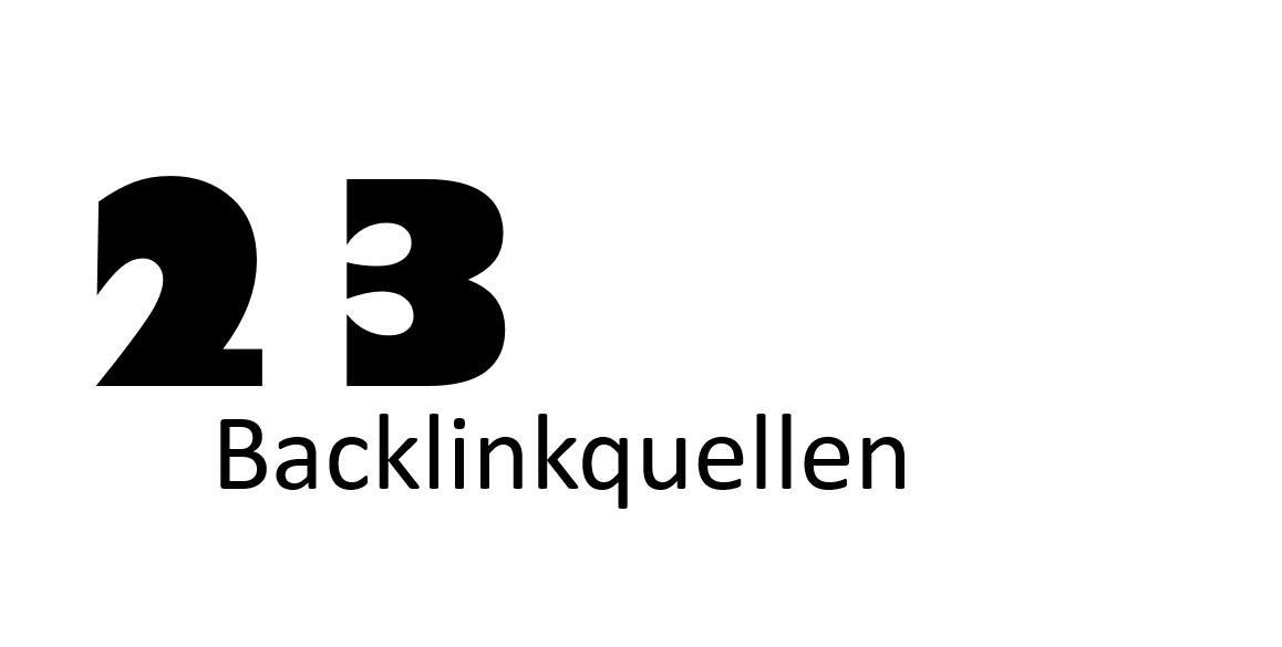 23 Backlink Quellen für schnelles Ranking