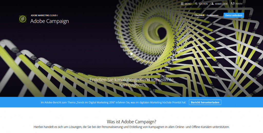 Marketing Automation Software Adobe Campaign
