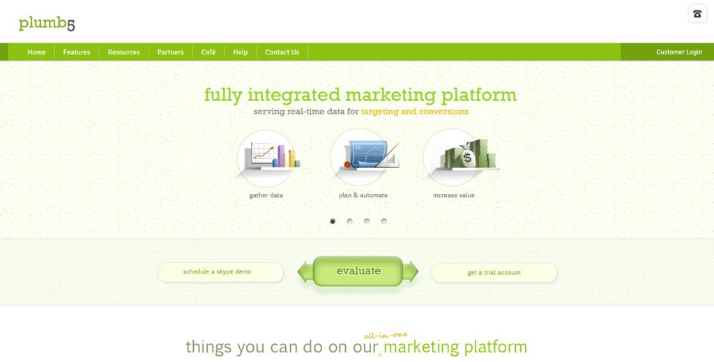 Marketing Automation Software Plumb5
