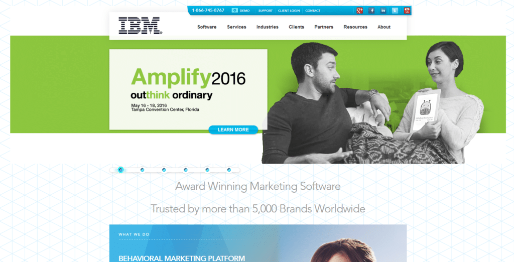 Marketing Automation Software silverpop