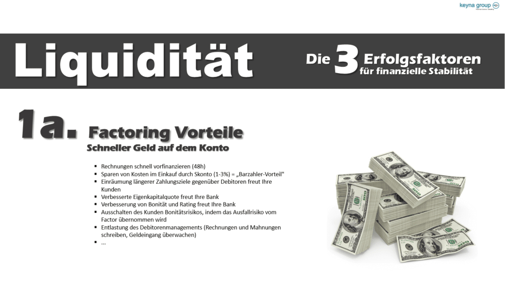 liquiditaet-factoring-vorteile