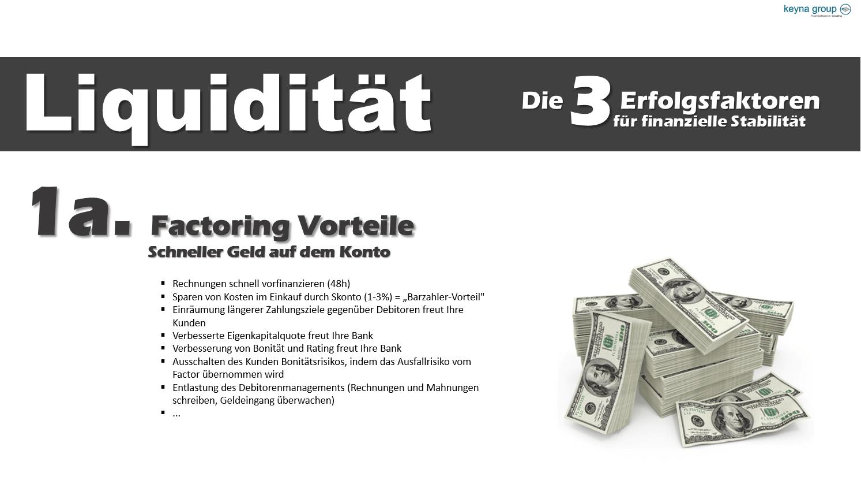 liquiditaet-factoring-vorteile - KEYNA
