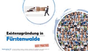 Existenzgründung in Fürstenwalde