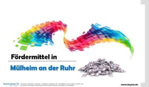 Fördermittel in Mülheim an der Ruhr