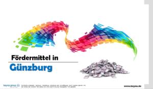 Fördermittel in Günzburg