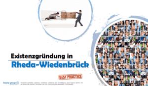 Existenzgründung in Rheda-Wiedenbrück