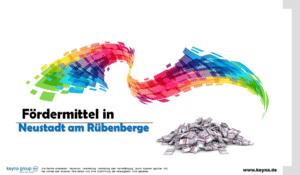 Fördermittel in Neustadt am Rübenberge