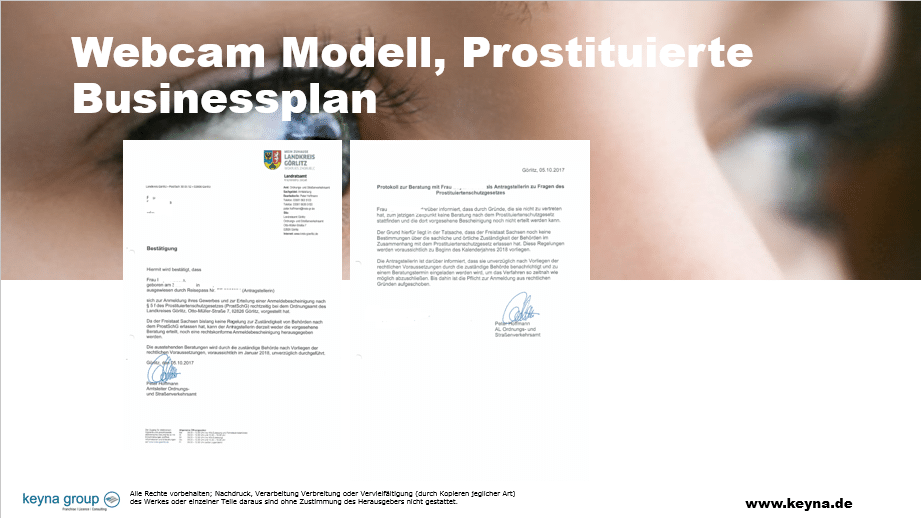 Businessplan Prostituierte Webcam Erotikmodell, Businessplan Prostituierte Webcam Erotikmodell