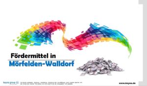 Fördermittel in Mörfelden-Walldorf