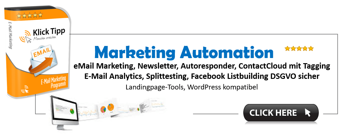 Marketing Automation Tools, Die TOP 43 Marketing Automation Tools
