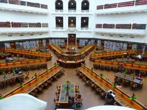 Businessplan Bibliothekar