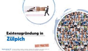 Existenzgründung in Zülpich