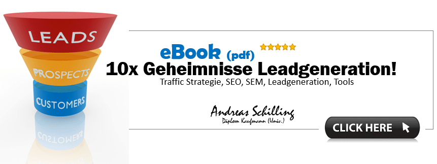 Leadgeneration Geheimisse