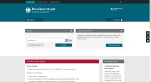 Existenzgründung Wissen – Bundesanzeiger