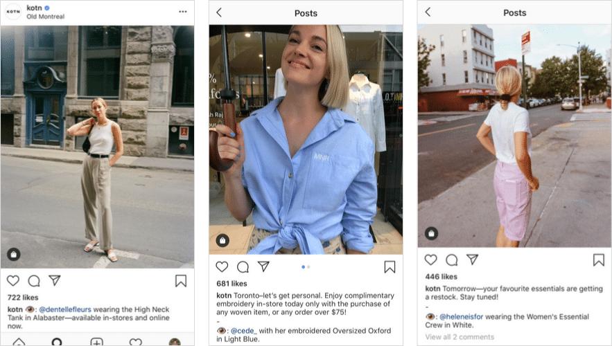 Instagram, 10 Strategien um Traffic und Sales über Instagram zu bekommen