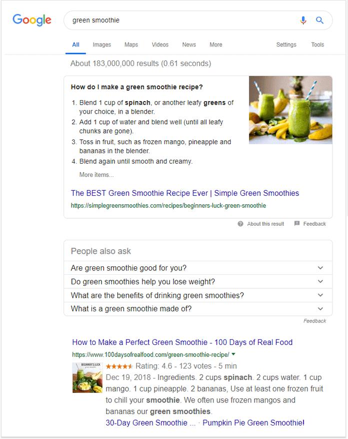 RankBrain, FAQ: Alles, was Sie über RankBrain von Google im Jahr 2020 wissen müssen