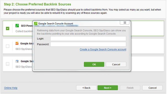 Backlink Audit, A bis Z Backlink Audit mit der Software SEO SpyGlass