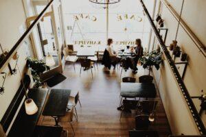 Branchenkennziffern Cafe