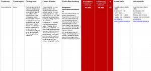 Fördermittel – Innovationsassistenten/-assistentinnen für KMU