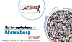 Existenzgründung in Ahrensburg