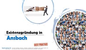 Existenzgründung in Ansbach