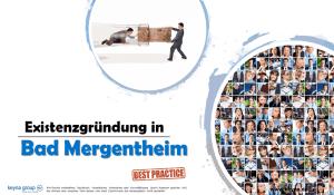 Existenzgründung in Bad Mergentheim