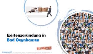Existenzgründung in Bad Oeynhausen