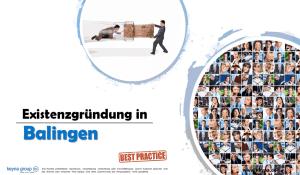 Existenzgründung in Balingen