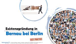 Existenzgründung in Bernau bei Berlin