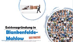 Existenzgründung in Blankenfelde-Mahlow