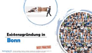 Existenzgründung in Bonn