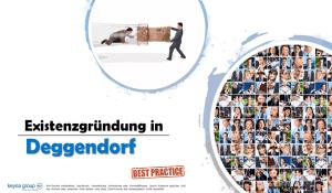 Existenzgründung in Deggendorf