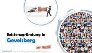 Existenzgründung in Gevelsberg