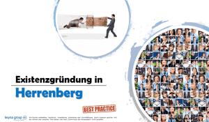 Existenzgründung in Herrenberg