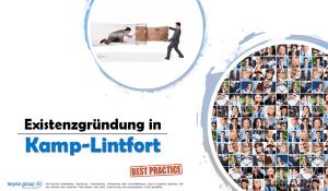 Existenzgründung in Kamp-Lintfort
