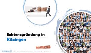 Existenzgründung in Kitzingen