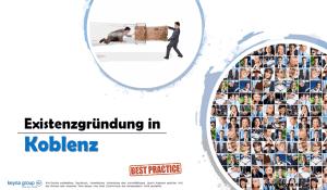Existenzgründung in Koblenz