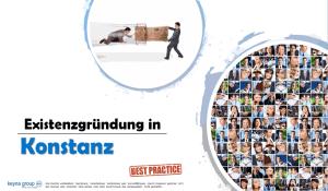 Existenzgründung in Konstanz