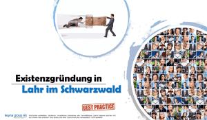 Existenzgründung in Lahr im Schwarzwald