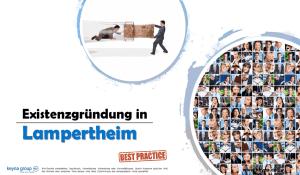 Existenzgründung in Lampertheim