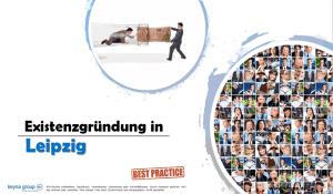 Existenzgründung in Leipzig