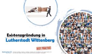 Existenzgründung in Lutherstadt Wittenberg