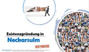Existenzgründung in Neckarsulm