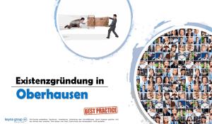 Existenzgründung in Oberhausen