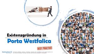 Existenzgründung in Porta Westfalica